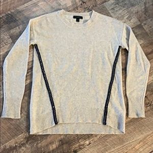 3/$15 J.Crew sweater with rhinestone detail